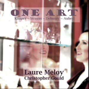 One Art CD cover